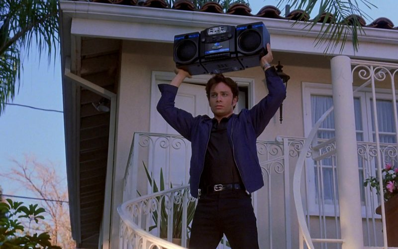 Gucci Belt Worn by Chris Kattan as Doug Butabi in A Night at the Roxbury (4)