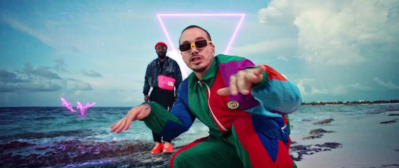 Gucci Outfit Worn by J Balvin in RITMO (1)