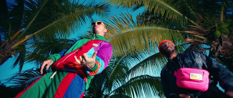 Gucci Outfit Worn by J Balvin in RITMO (10)