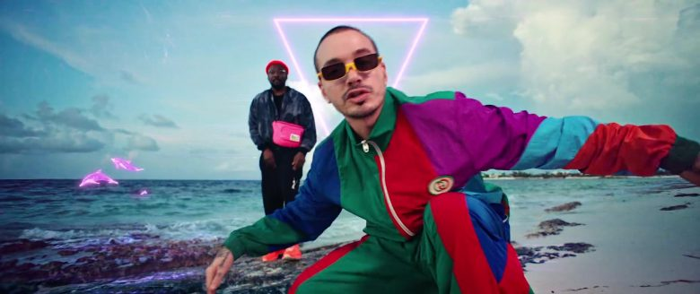 Gucci Outfit Worn by J Balvin in RITMO (2)