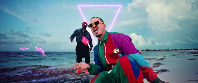 Gucci Outfit Worn by J Balvin in RITMO (6)