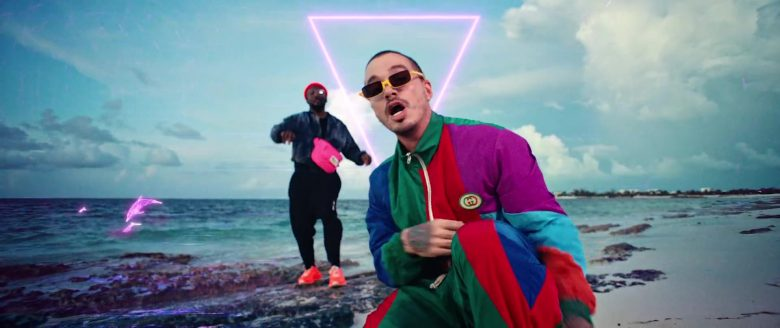 Gucci Outfit Worn by J Balvin in RITMO (7)