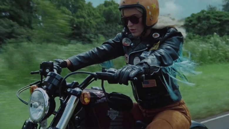 Harley-Davidson Motorcycle Used by Katy Perry in Harleys In Hawaii (2019) - Official Music Video Product Placement