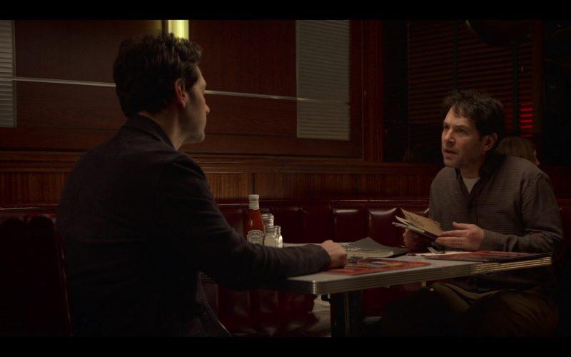 Heinz Ketchup in Living with Yourself Season 1 Episode 3 Green Tea (1)