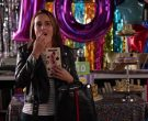 Hershey's Whoppers Malted Milk Balls Enjoyed by Leighton Meester as Angie D'Amato in Single Parents (3)