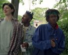 Hilfiger Blue Jacket Worn by Ashton Sanders as Bobby Diggs in Wu-Tang An American Saga (3)