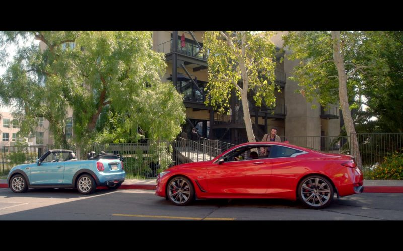 Infiniti Q60 Car Used by Alexandra Daddario as Jade in Why Women Kill Season 1 Episode 9 (1)