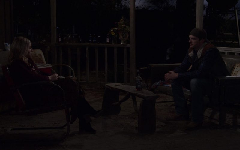 """Jack Daniel's Whiskey in The Ranch Season 4 Episode 6 """"The Devil Is Alive and Well"""""""