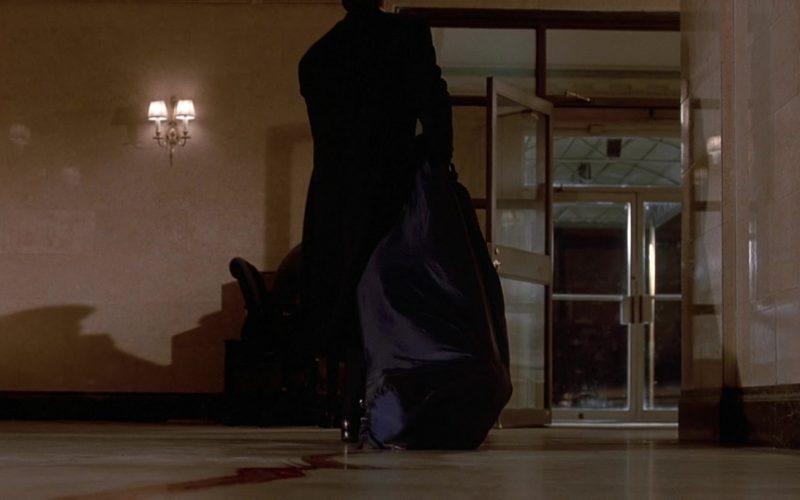 Jean-Paul Gaultier Garment Bag Used by Christian Bale as Patrick Bateman in American Psycho (1)