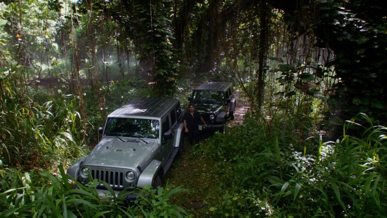 Jeep Wrangler Cars in Hawaii Five-0 - Season 10 Episode 2 (2019) - TV Show Product Placement