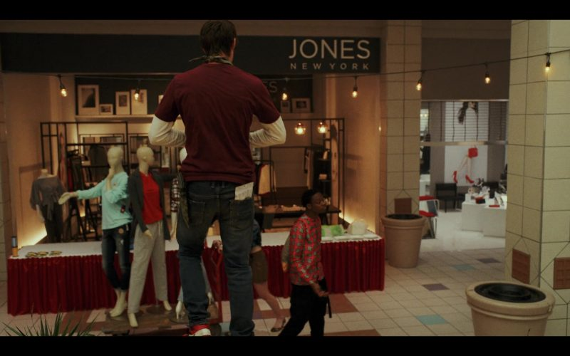 Jones New York Clothing Store in Daybreak Season 1 Episode 5 (1)