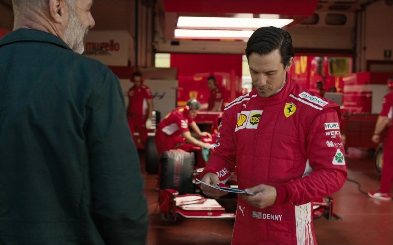 Kaspersky Lab, Puma, Ferrari, Shell, UPS in The Art of Racing in the Rain (1)