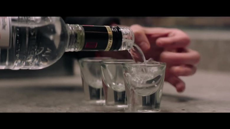 Ketel One Vodka in Charlie's Angels (2019) - Movie Product Placement
