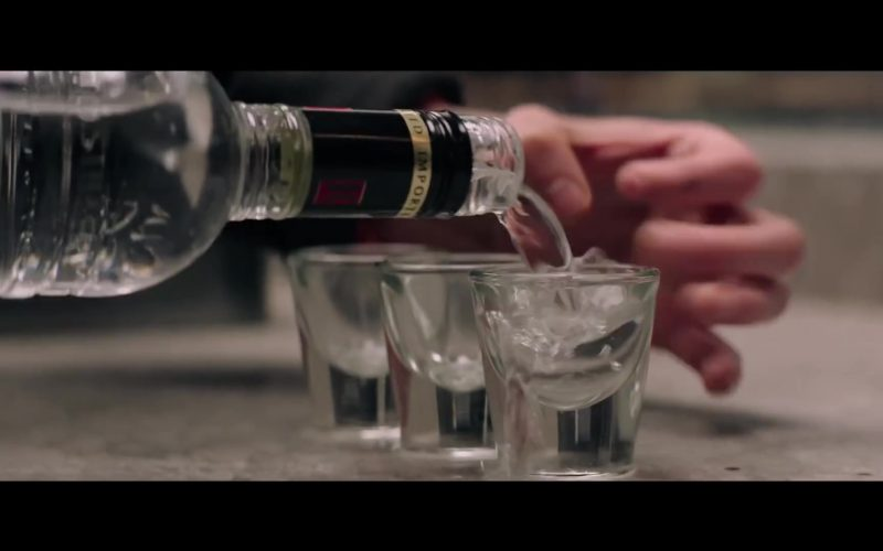 Ketel One Vodka in Charlie's Angels