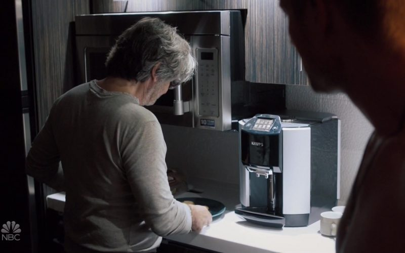 Krups Coffee Machine in This Is Us Season 4 Episode 6 The Club (1)