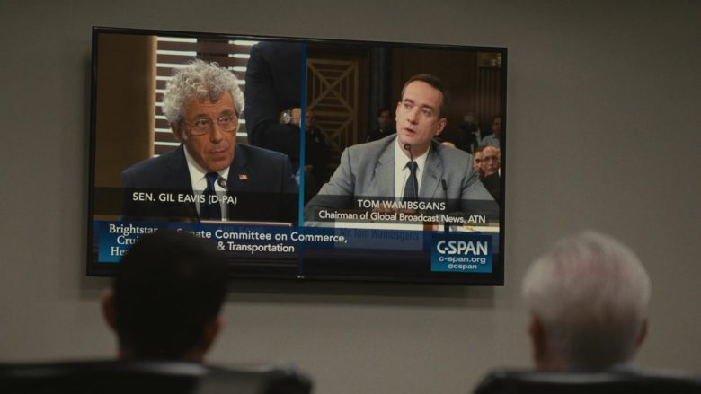 LG TV in Succession - Season 2 Episode 9 (2019) - TV Show Product Placement