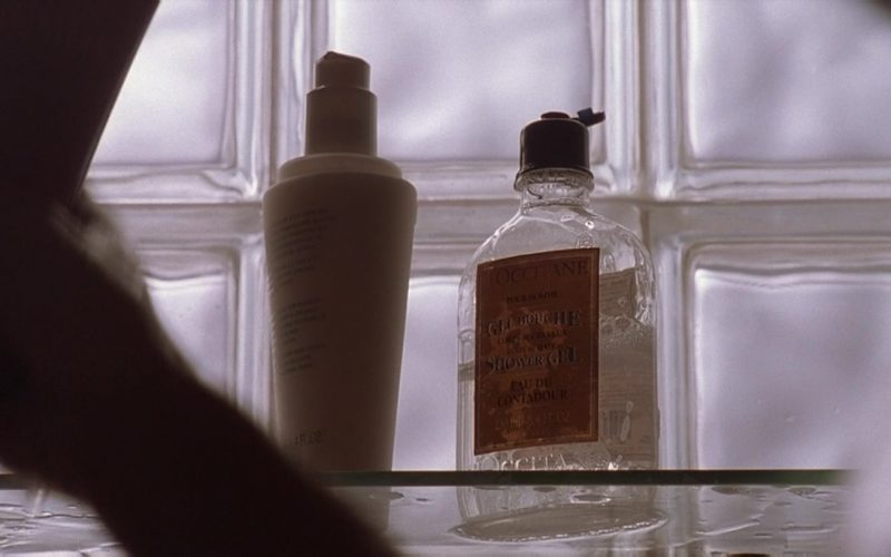 L'Occitane Pour Homme Shower Gel in American Psycho (1)