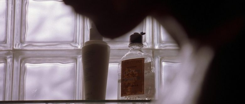 L'Occitane Pour Homme Shower Gel in American Psycho (2000) - Movie Product Placement
