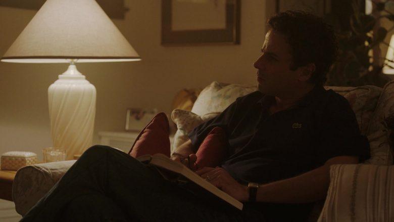 Lacoste Men's Polo Shirt in The Deuce Season 3 Episode 5 (1)