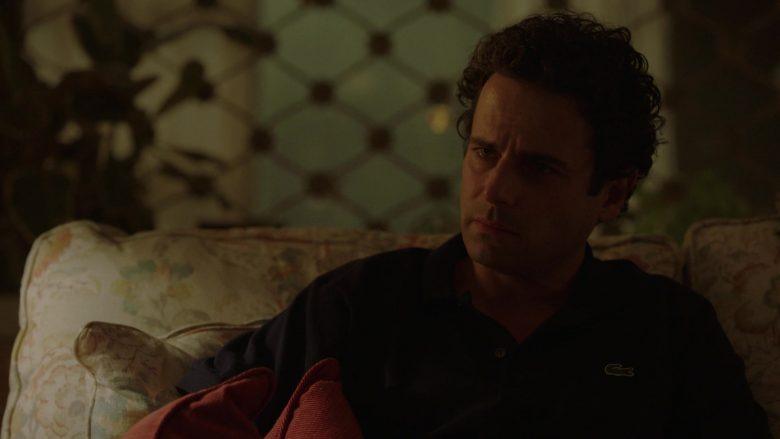 Lacoste Men's Polo Shirt in The Deuce Season 3 Episode 5 (2)