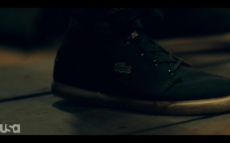 Lacoste Shoes in The Purge Season 2 Episode 2 Everything Is Fine