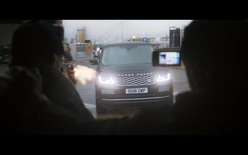 Land Rover Range Rover SUV in The Gentlemen