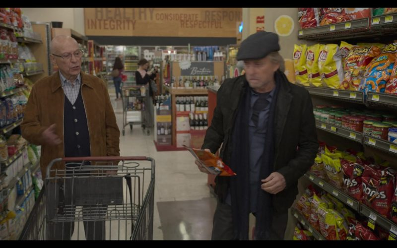 Lay's, Chitos, Doritos in The Kominsky Method Season 2 Episode 8 (1)