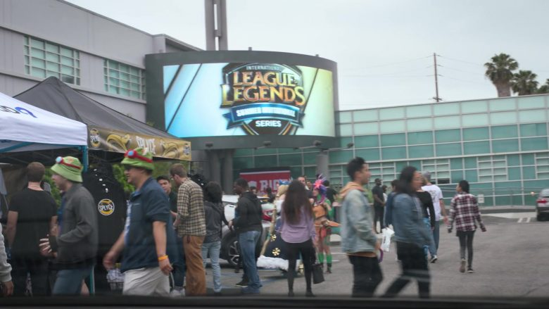 League Of Legends in Ballers – Season 5 Episode 7 (2)