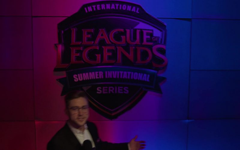 League of Legends Video Game Championship in Ballers Season 5 Episode 8 (1)
