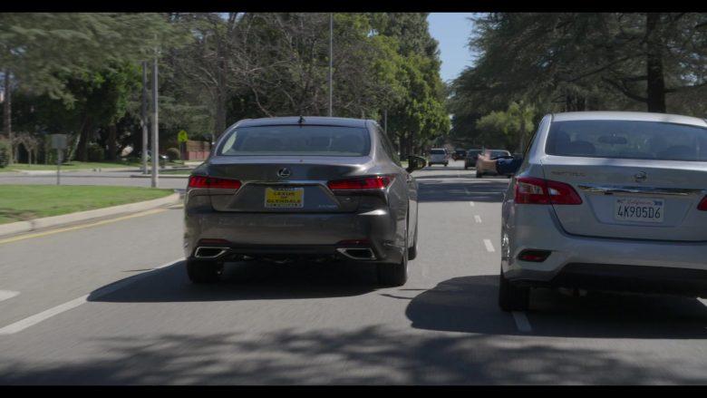 Lexus Car Used by Alan Arkin as Norman Newlander in The Kominsky Method Season 2 Episode 6 Chapter 14 (11)