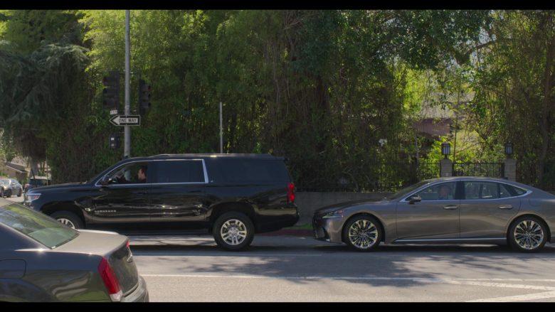 Lexus Car Used by Alan Arkin as Norman Newlander in The Kominsky Method Season 2 Episode 6 Chapter 14 (9)