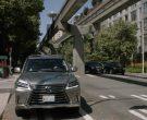 Lexus LX SUV in Grey's Anatomy Season 16 Episode 3 (1)