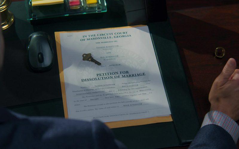 Logitech Mouse in Insatiable Season 2 Episode 4 Poison Patty (2019)
