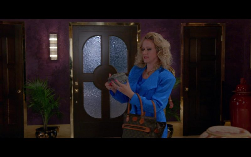 Louis Vuitton Handbag Used by Katie Finneran as Naomi Harte in Why Women Kill Season 1 Episode 9 (1)