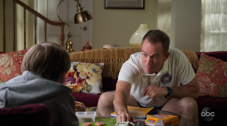 Lunchables in Schooled Season 2 Episode 3 The Rudy-ing of Toby Murphy (1)