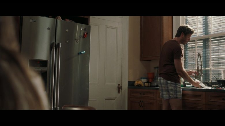 Maytag Refrigerator in Wounds (2019) - Movie Product Placement