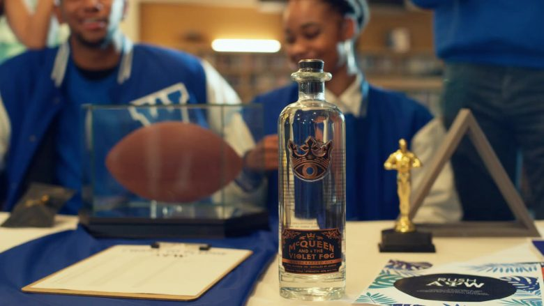 McQueen and The Violet Fog Gin in Never Lie by Wiz Khalifa feat. Moneybagg Yo (1)