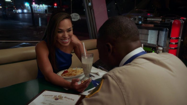 Mel's Drive-In Restaurant in All Rise Season 1 Episode 3 (2019) - TV Show Product Placement