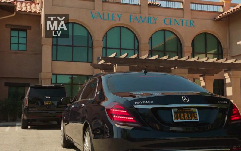 Mercedes-Benz Maybach Car in Mayans M.C. Season 2 Episode 8 Kukulkan