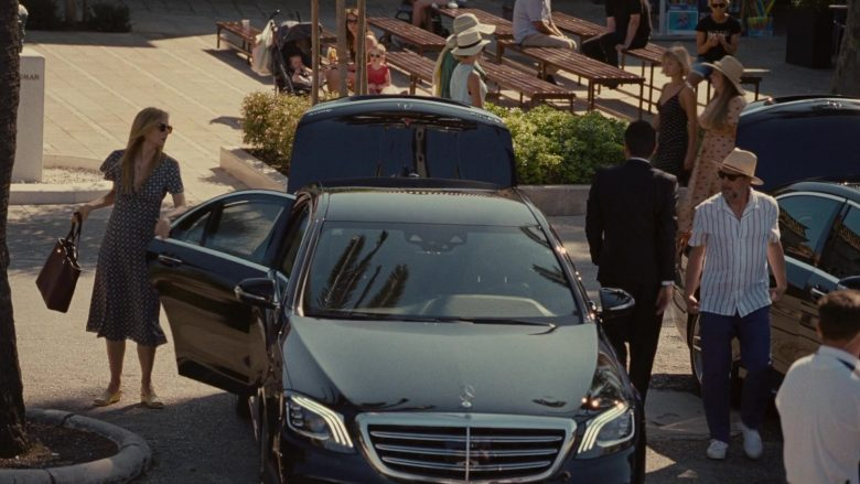 Mercedes-Benz S-Class Full-Sized Luxury Flagship Vehicles in Succession (4)