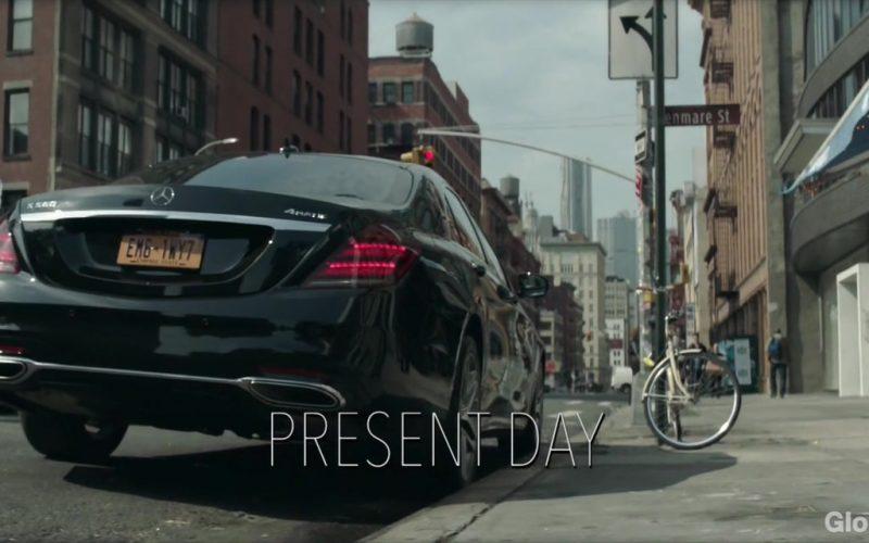 Mercedes-Benz S560 Black Car in Prodigal Son Season 1 Episode 3 (1)