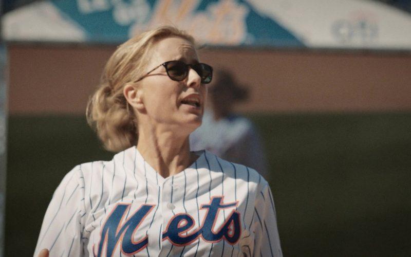 Mets Shirt Worn by Téa Leoni as Elizabeth 'Bess' Adams McCord in Madam Secretary Season 6 Episode 2 (2)