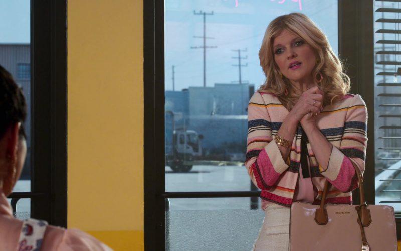 Michael Kors Handbag Used by Arden Myrin as Regina Sinclair in Insatiable (1)