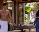 Microsoft Surface Tablet Used by Jay Hernandez as Thomas Mag...