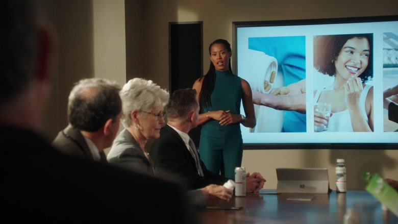 """Microsoft Surface Tablet in The Resident Season 3 Episode 3 """"Saints & Sinners"""" (2019) TV Show"""