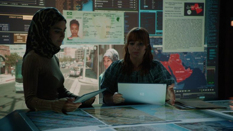 "Microsoft Surface Tablets in NCIS: Los Angeles Season 11 Episode 4 ""Yellow Jack"" (2019) TV Show"