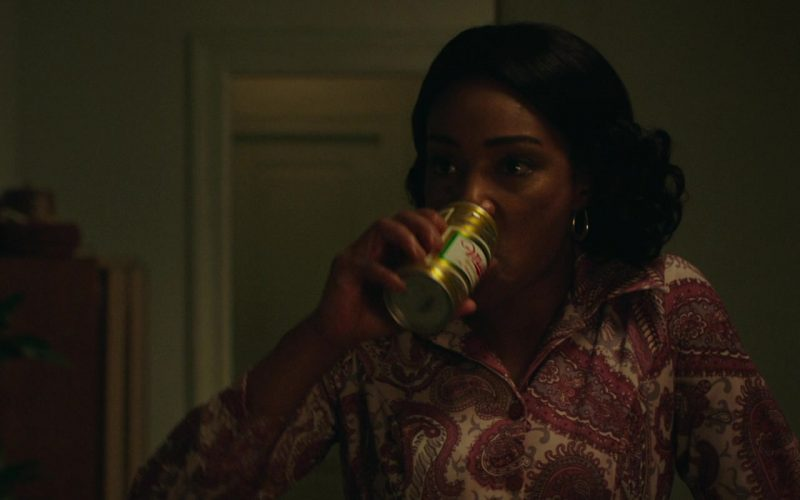 Miller Beer Enjoyed by Tiffany Haddish as Ruby O'Carroll in The Kitchen (1)