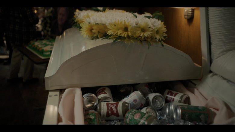 Miller High Life Beer Cans in Castle Rock Season 2 Episode 4 Restore Hope (2019)