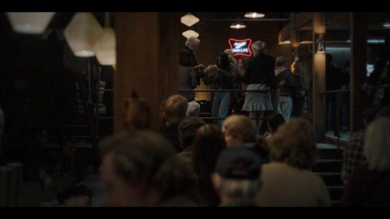 Miller High Life Neon Signs in Castle Rock Season 2 Episode 4 (1)