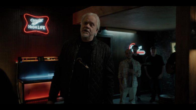 Miller High Life Neon Signs in Castle Rock Season 2 Episode 4 (3)